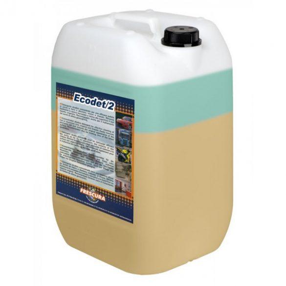 ECODET / 2 - Koncentrált kétkomponensű tisztítószer 25 KG