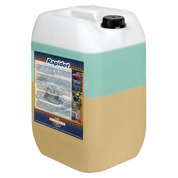 RAPIDET - Kétkomponensű tisztítószer, szuperkoncentrátum 25 KG