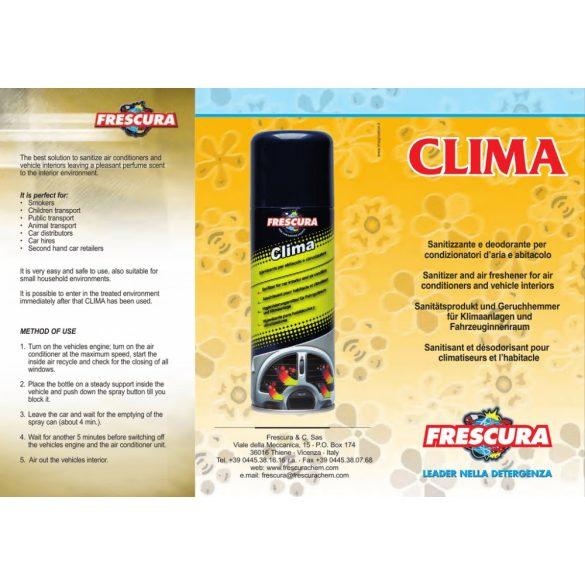 CLIMA - klímafertőtlenítő spray 200 ml