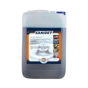 SANIDET - fertőtlenítő hatású tisztítószer