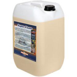 SUPER FOAM - Koncentrált, jól habzó kárpit szövet és szönyegtisztítószer 10 KG