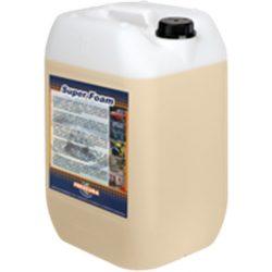 SUPER FOAM - Koncentrált, jól habzó kárpit szövet és szönyegtisztítószer 25 KG