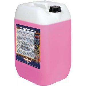 BOX SHAUM - Alacsony viszkozitású illatosított sampon automata rendszerekhez 25 Kg