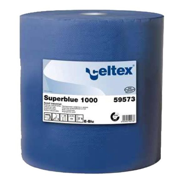 SUPERBLU 1000 Ipari törlőpapír 3 rétegű 1000 lapos