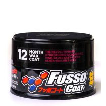 Soft99 New Fusso Coat 12M Wax Dark 200g