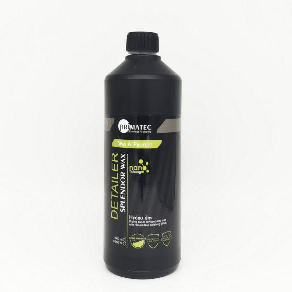PRIMATEC SPLENDOR WAX - szintetikus wax nedves felületre