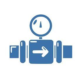 Magasnyomású berendezések tartozékai (nyomásszabályzók, nyomásmérők)